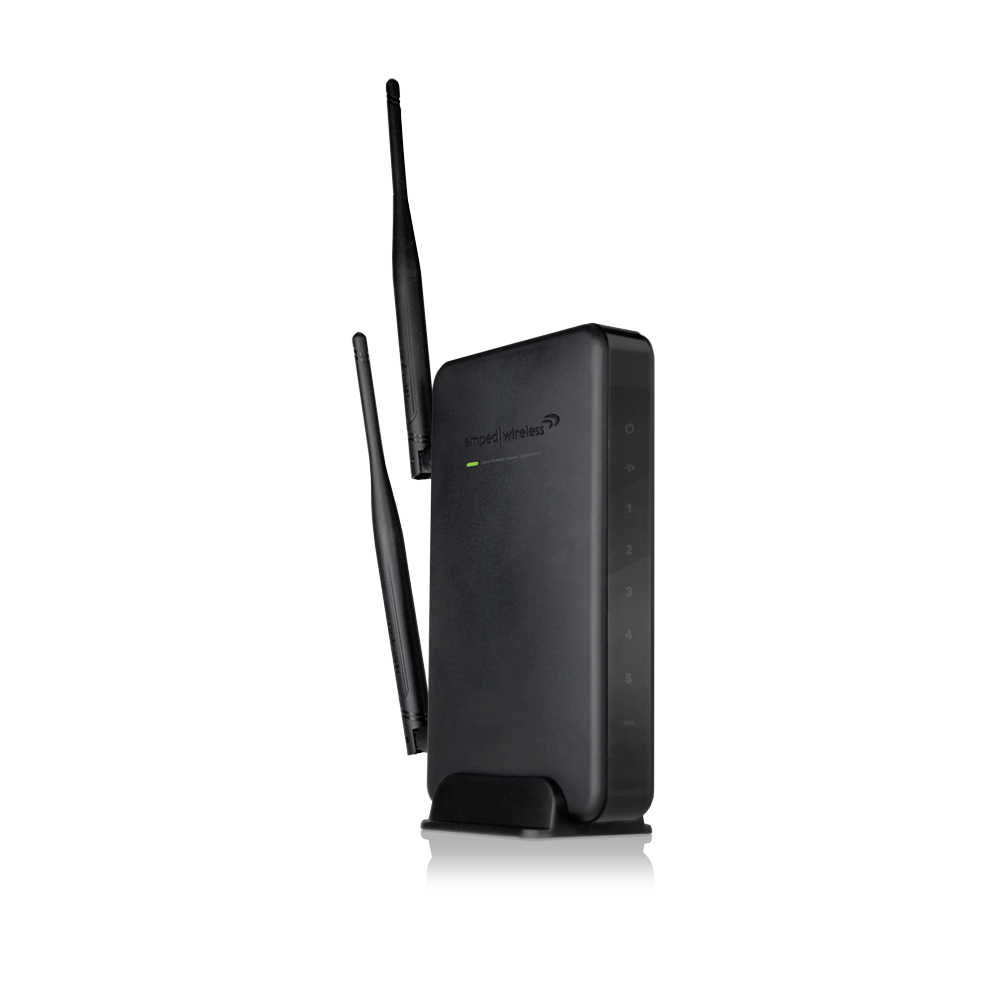 Which wireless antenna penetrates best