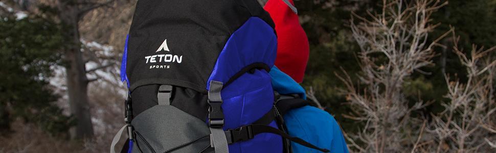 Fox5200 internal frame backpack