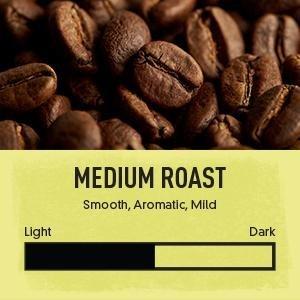 Amazon.com : Happy Belly Breakfast Blend Whole Bean Coffee ...