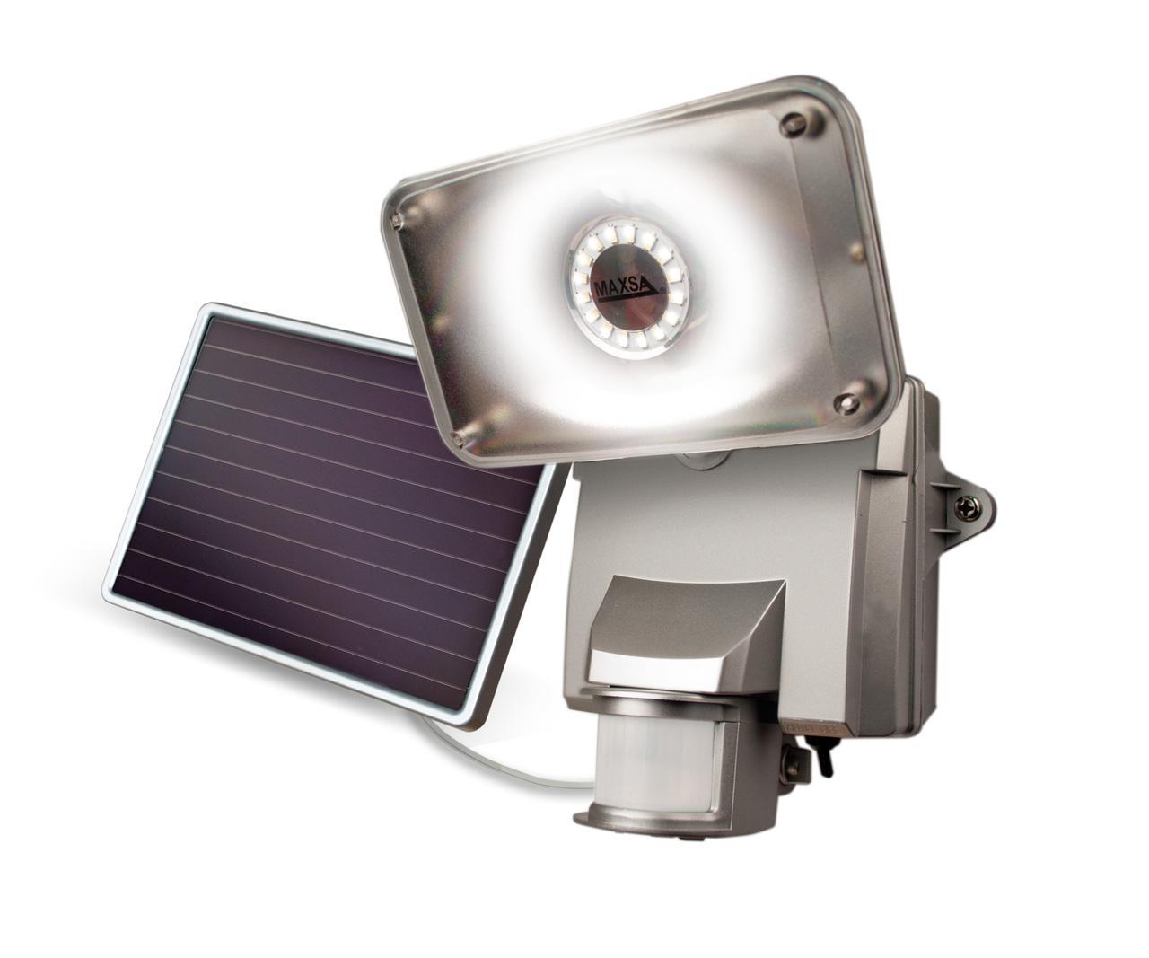 High output solar spot light - From The Manufacturer