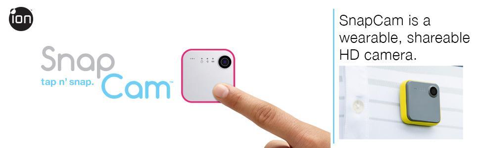 iON SnapCam Wearable Camera