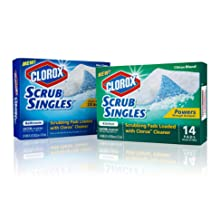 Scrub Single;sponge;scrubber;cleaning products;floor scrubber;cleaning supplies;cleaning eraser;coun