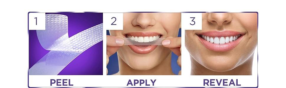 Отбеливание зубов без вреда для эмали отзывы