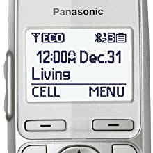 Panasonic KX-TGE263S - Large White TGE262S Display