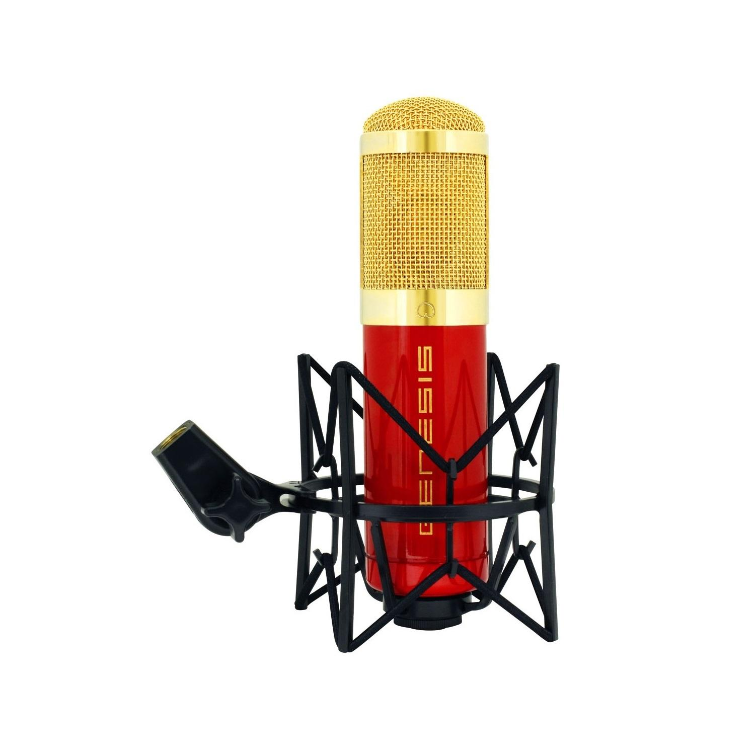 Amazon.com: MXL GENESIS Flagship Tube Condenser Microphone with High ...