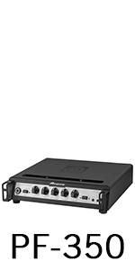 ampeg portaflex series pf 500 500 watt bass amplifier head musical instruments. Black Bedroom Furniture Sets. Home Design Ideas