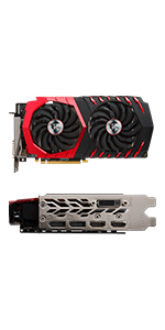 Amazon com: MSI GAMING Radeon RX 470 GDDR5 4GB CrossFire