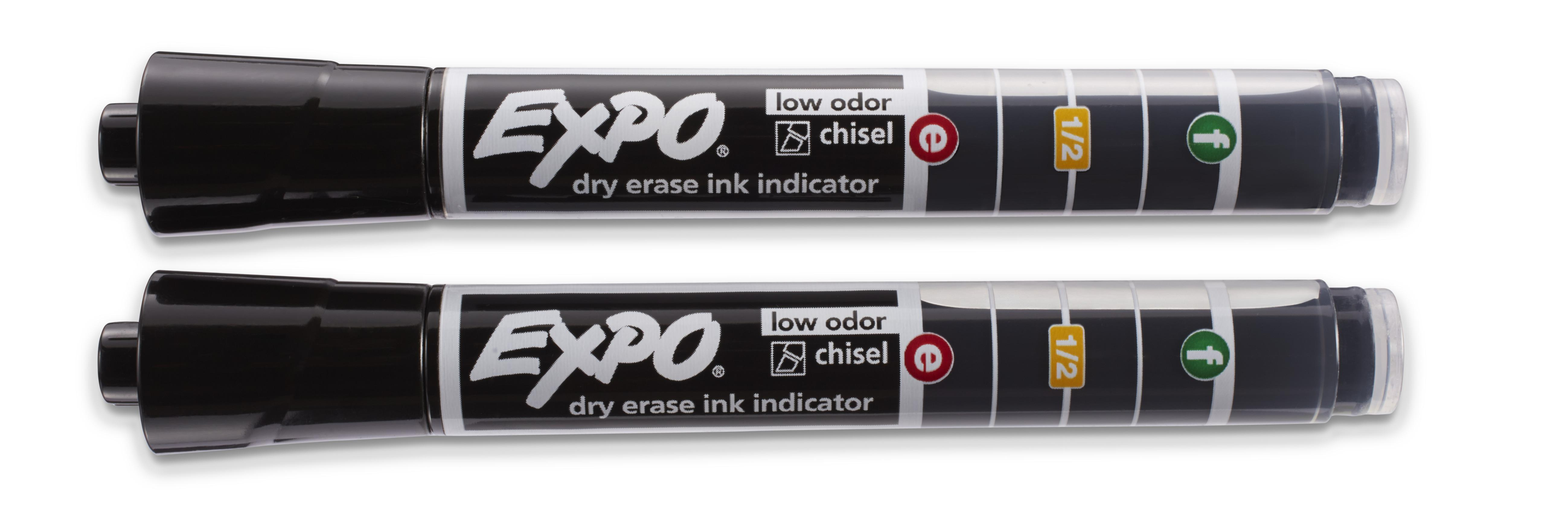 Amazon.com : EXPO Dry Erase Markers with Ink Indicator