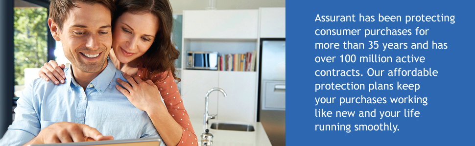Assurant 3-Year Major Appliance Protection Plan ($400-$449.99)