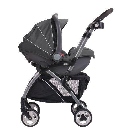 Snugrider Elite Stroller And Car Seat Carrier