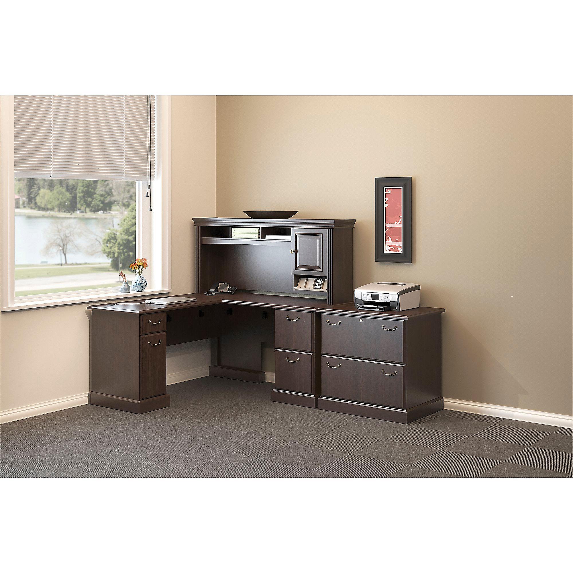 bush business furniture syndicate expandable. Black Bedroom Furniture Sets. Home Design Ideas