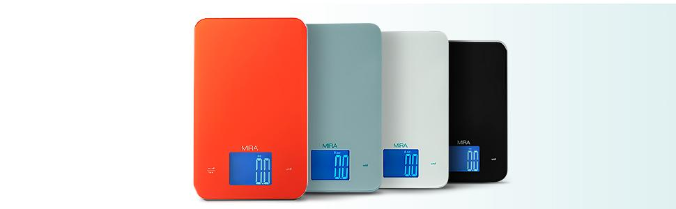 digital kitchen scale food portion control weight loss diet grams ounces pounds baking cooking