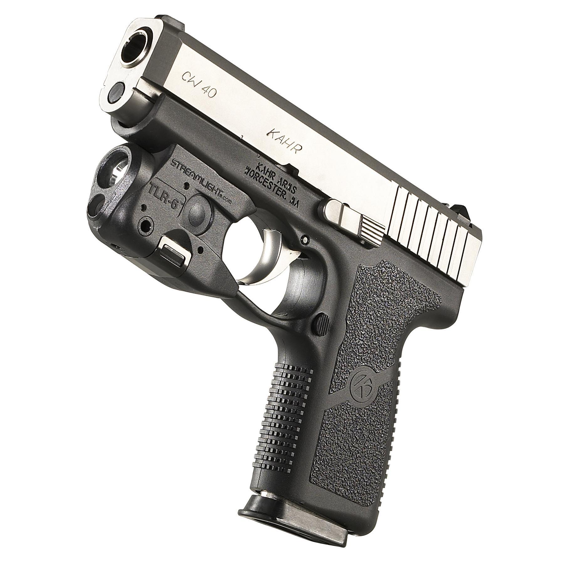 Amazon Com Streamlight 69274 Tlr 6 Tactical Pistol Mount