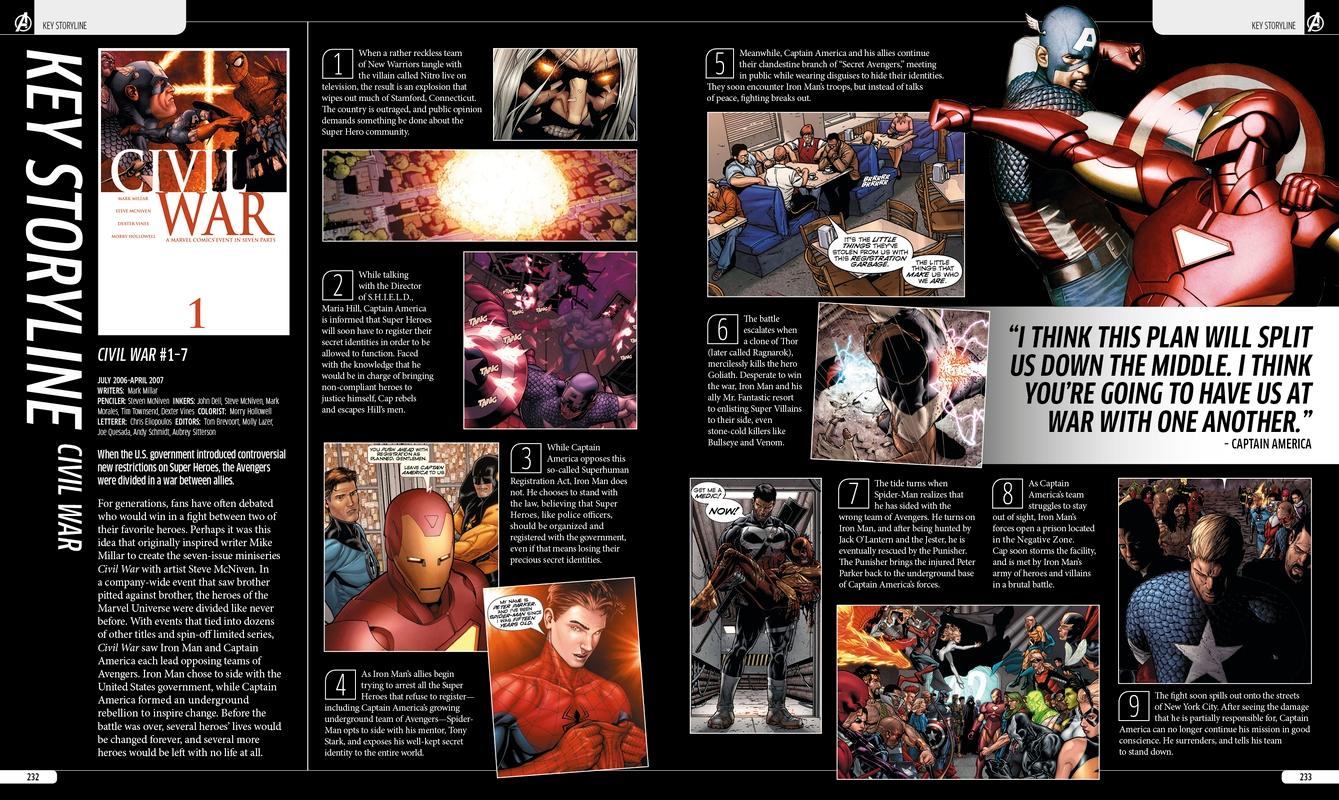 marvel u0027s the avengers encyclopedia matt forbeck daniel wallace