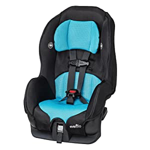 evenflo tribute lx convertible car seat saturn convertible child safety car. Black Bedroom Furniture Sets. Home Design Ideas