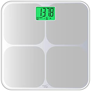 weight loss scale digital electronic home vanity