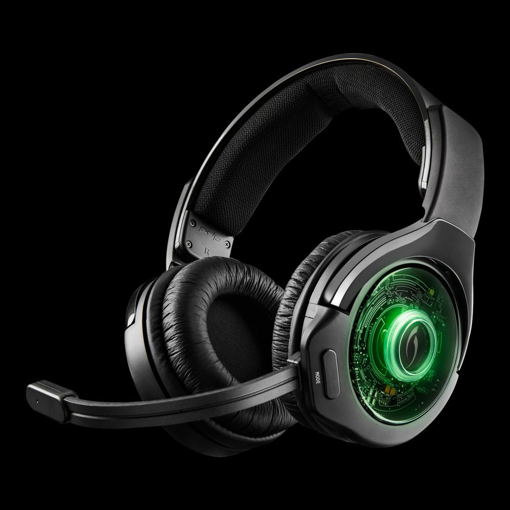 Amazon.com: PDP Afterglow AG 9 Wireless Headset for Xbox One: Video Games