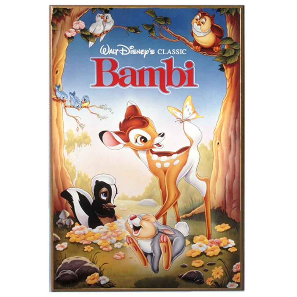 Amazon.com: Silver Buffalo BA0136 Disney Bambi Classic
