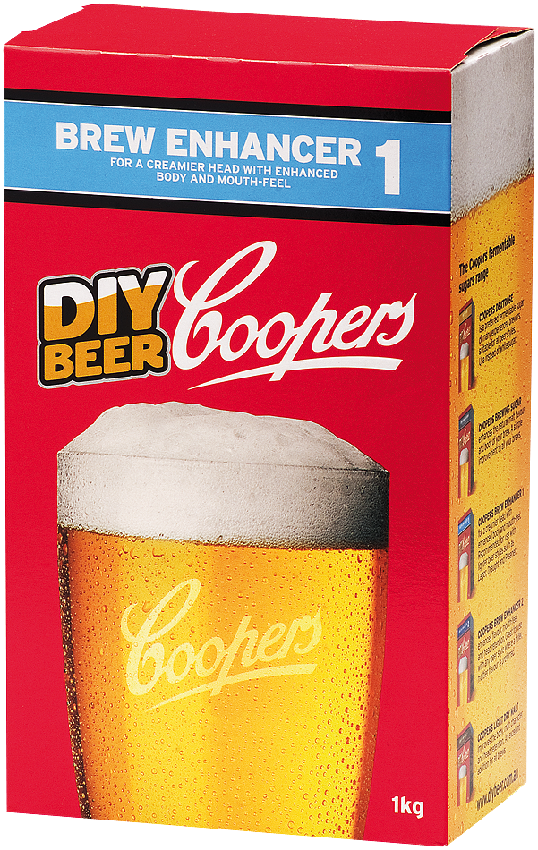 Coopers diy home brewing 6 gallon craft beer for Home brew craft beer
