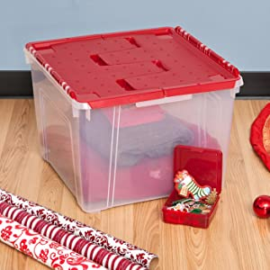 Protect Your Cherished Ornaments. Our Wing Lid Box ...