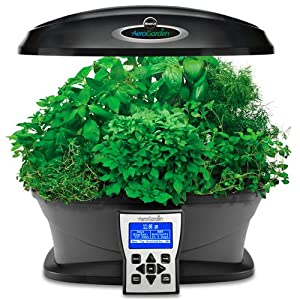 Amazoncom Miracle Gro AeroGarden Ultra with Gourmet Herb Seed