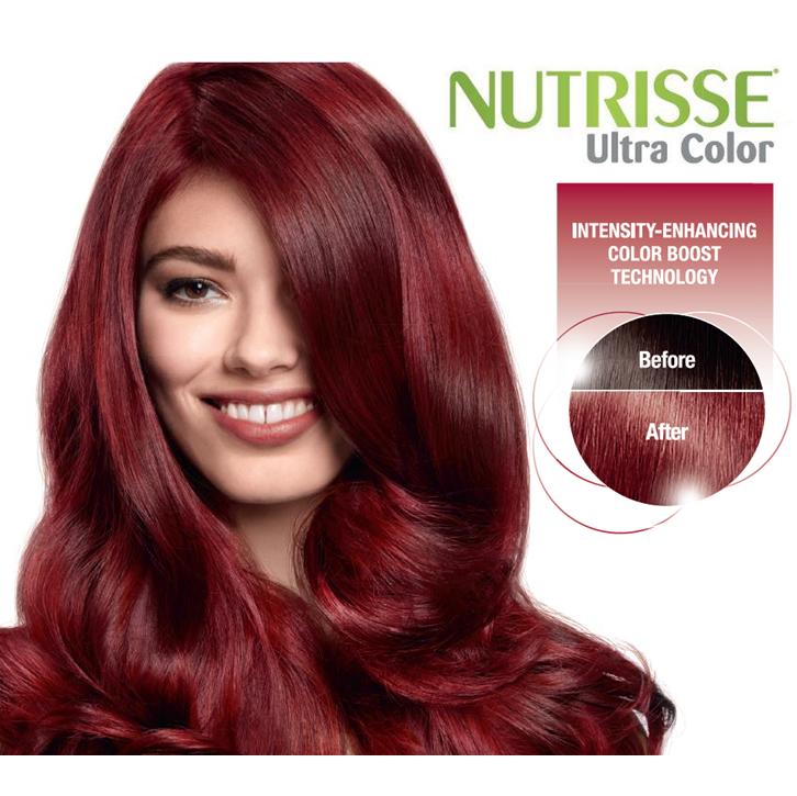 Amazon  Garnier Nutrisse Ultra Color Nourishing Color Creme R3 Light In