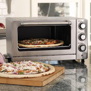 Amazon Com Cuisinart Tob 60n Toaster Oven Broiler With