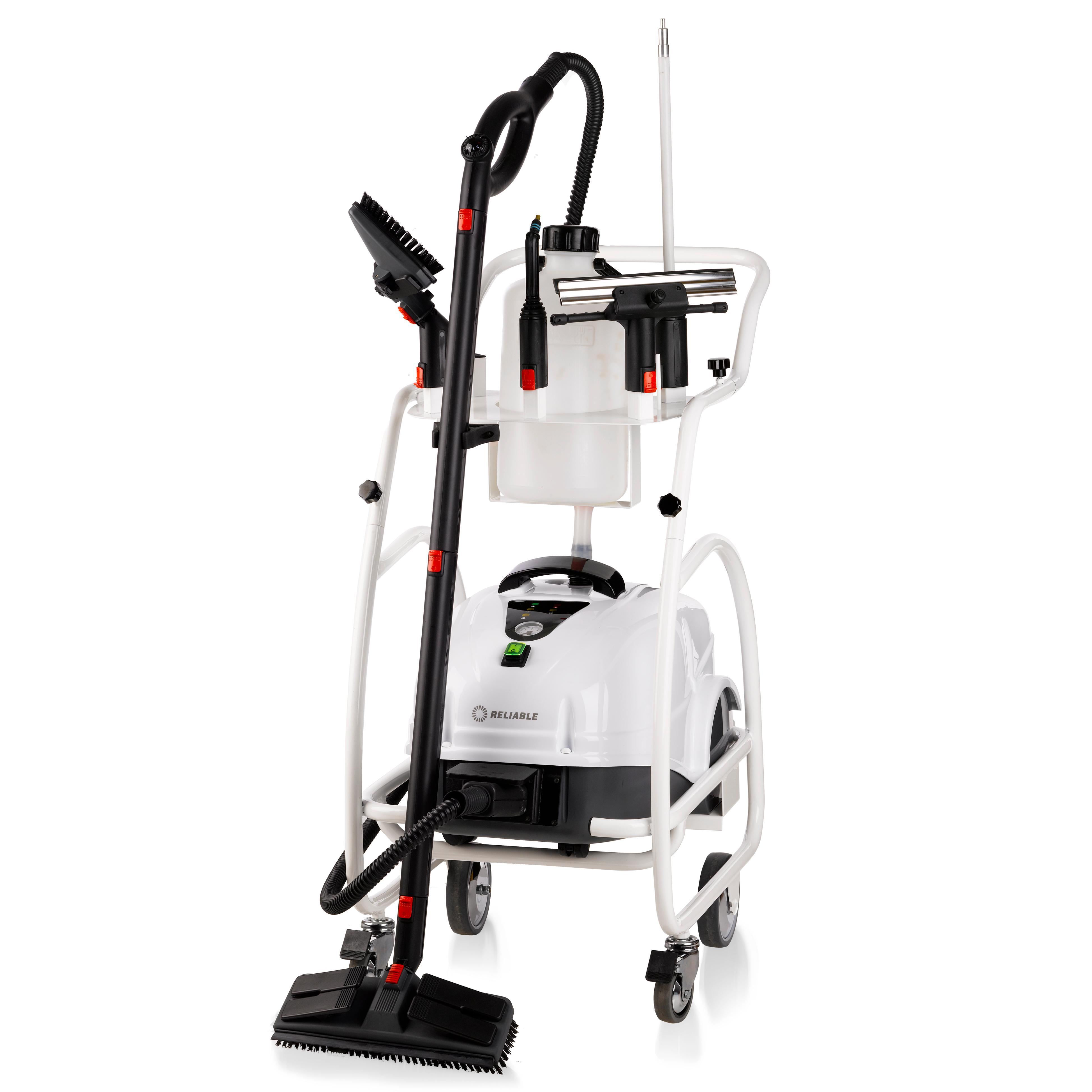 Amazon Reliable Brio Pro 1000CC mercial Steam Cleaner with
