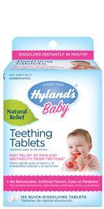 Teething Tablets