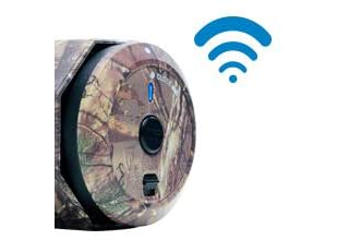 Wifi enable - iON CamoCam Realtree Xtra Texture Camouflage HD Video Camera