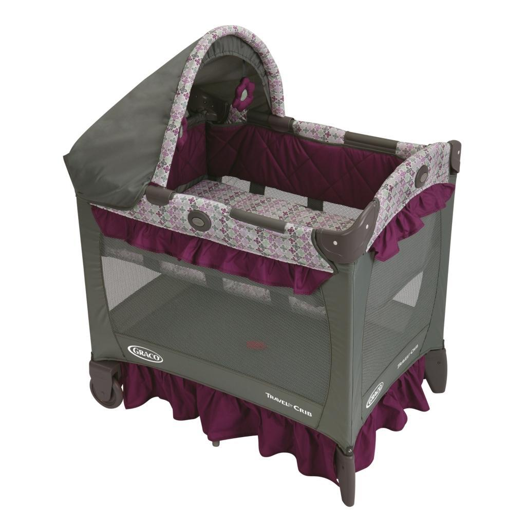 graco travel lite crib winslet bassinet baby