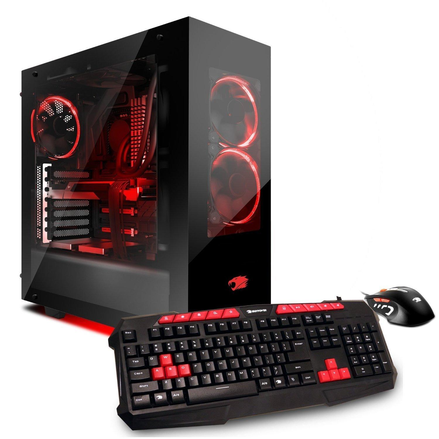 Amazon.com: iBUYPOWER AM002i Desktop Gaming PC - Intel i7