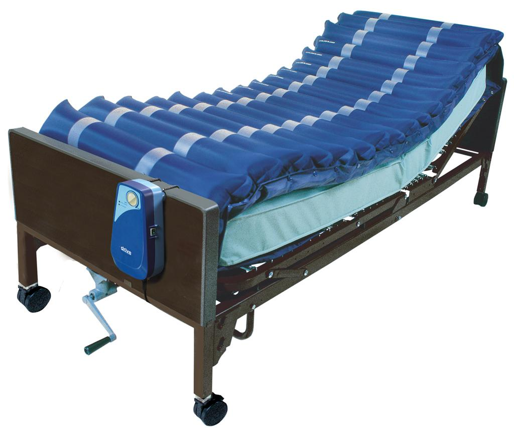 Amazon Com Drive Medical 5 Med Aire Low Air Loss Mattress Overlay