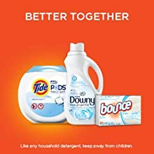 Amazon Com Tide Pods Free Amp Gentle He Turbo Laundry