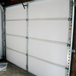 how to insulate garage doorMatador Garage Door Insulation Kit Designed for 7 Foot Tall Door