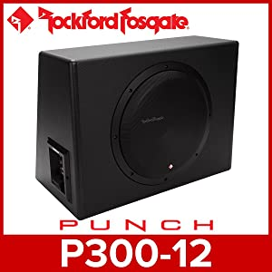 rockford fosgate p300 12 punch 300 watt. Black Bedroom Furniture Sets. Home Design Ideas