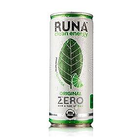 Runa Energy Drink Caffeine