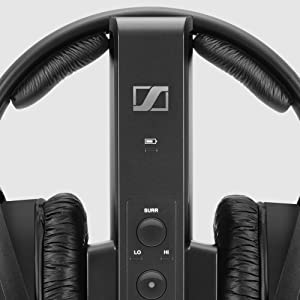 Amazon Com Sennheiser Rs 175 Rf Wireless Headphone System