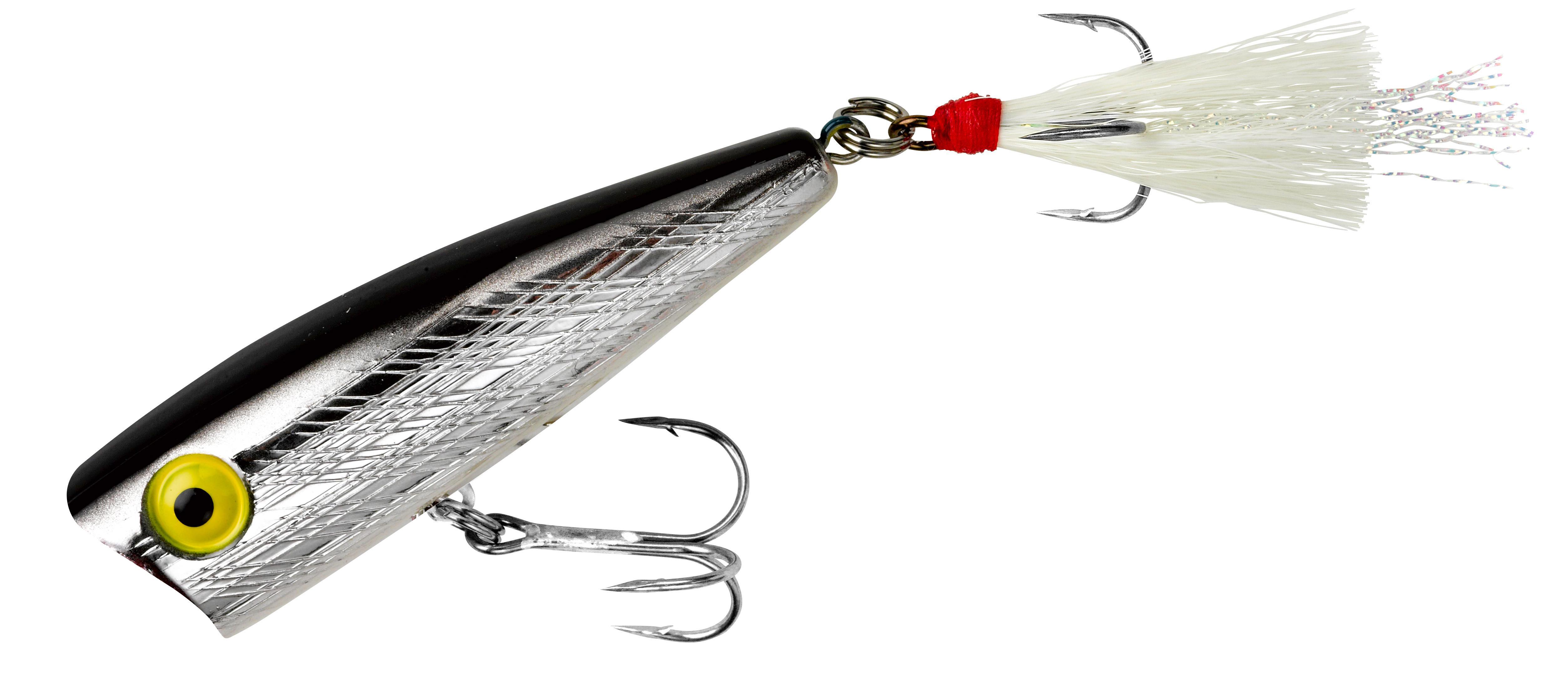 Rebel pop r fishing lure bone fishing for Rebel fishing lures