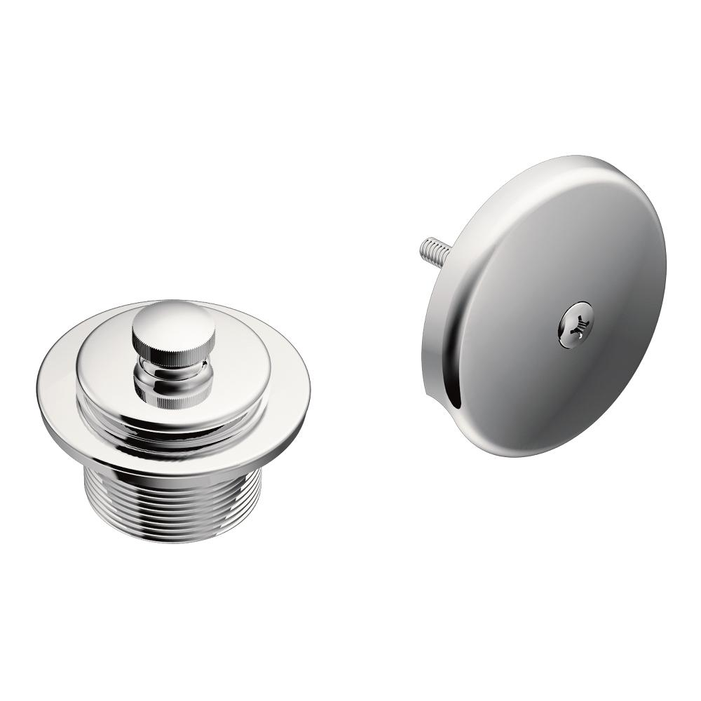 Moen T90331 Tub and Shower Drain Cover, Chrome - Sink And Drain ...