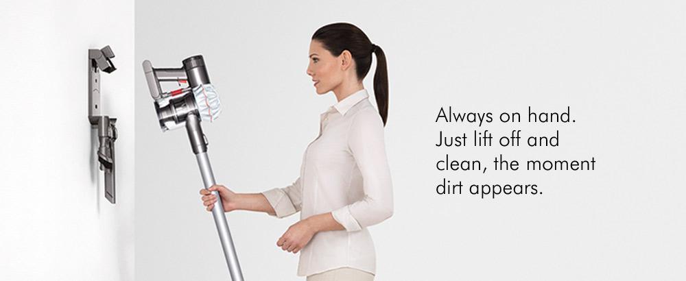 Dyson V6 Cord Free Vacuum