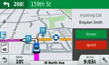 Amazon Com Garmin Drivesmart 50 Na Lmt Gps Navigator