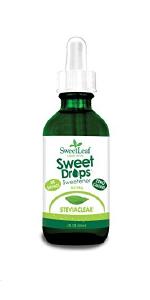 Sweet Leaf Stevia Clear