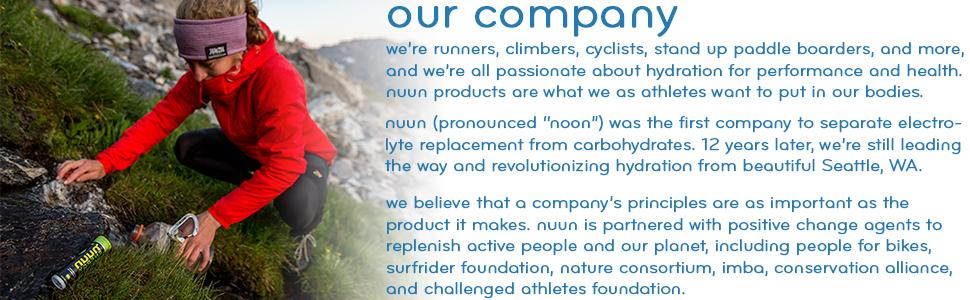 nuun and company