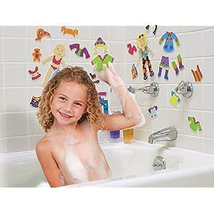 Amazon.com: ALEX Toys Rub a Dub for Tub Fashion: Toys & Games
