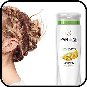 Pantene Pro-V Nature Fusion Moisturizing shampoo, frizzy hair, anti frizz products