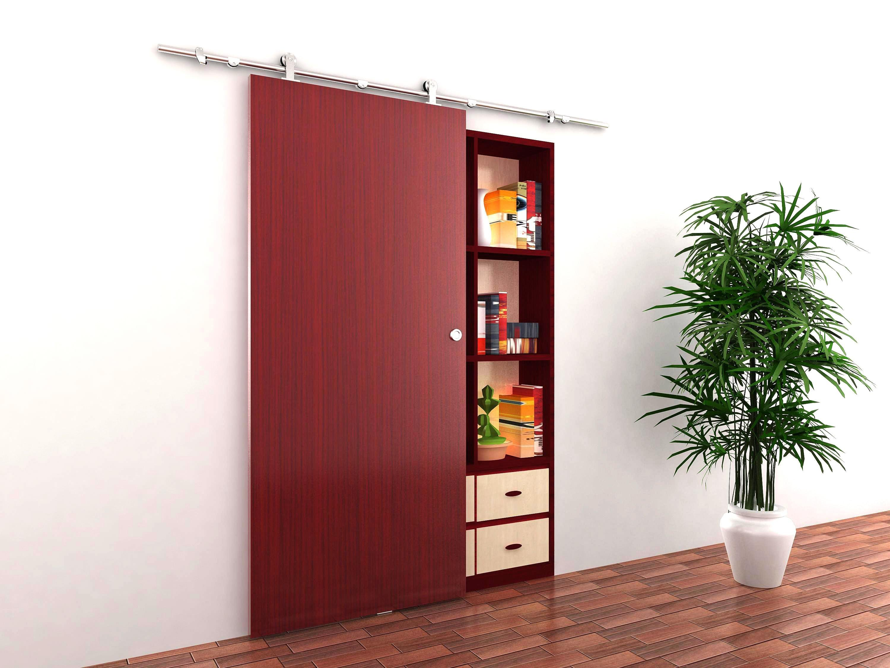 Amazon Com Tms Woodenslidingdoor Hardware Modern Interior
