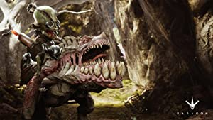 iggy;scorch;paragon;moba;ps4;playstation;online;epic;multiplayer;gearsofwar;league