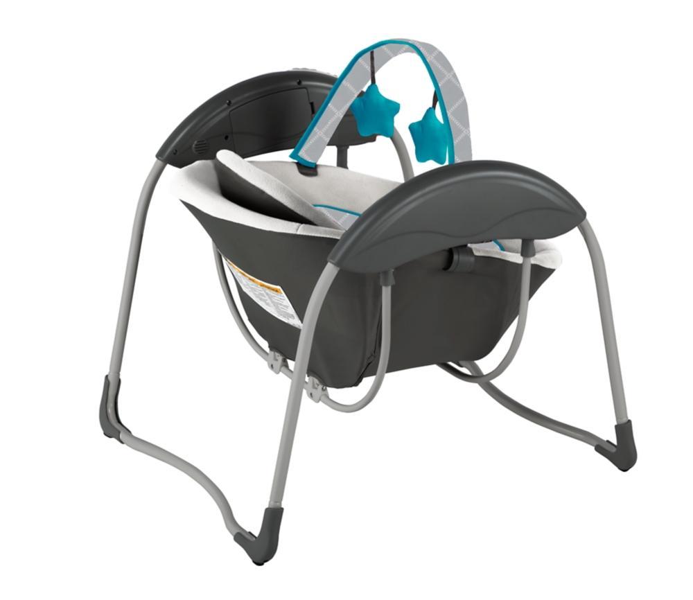 Amazon Com Graco Glider Lite Baby Swing Finch Baby