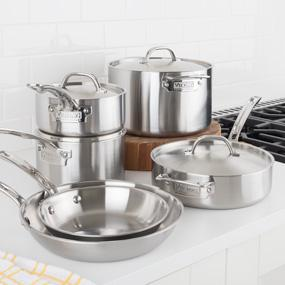 Viking 5 Ply Professional 10 Piece Cookware Set